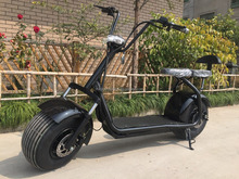 COC1500W electric motorcycle for delivery box 2 wheel citycoco electric scooter for adults