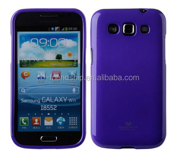 case for samsung galaxy win i9552 i8552,mercury goospery jelly tpu gel cover