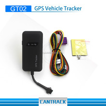 china gps tracker manufacturer gt02 gps tracker anti jammer go everywhere gps tracker with ACC ON alarm