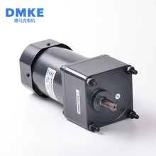 Custom 50Hz 1250rpm 104mm 200w 230v ac induction gear motor