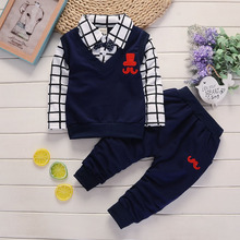 Wholesale Spring autumn Baby Boy Clothes <strong>Set</strong> <strong>Children</strong> Clothing <strong>Sets</strong>