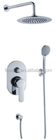 Stainless Steel Rainfall Shower Head Bathroom