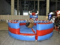 2013 Top quality inflatable Mechanical riding bull for sale