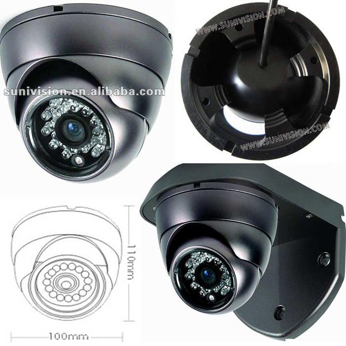trade assurance cctv camera system home security 4ch full outdoor camera control system cctv dvr kit