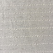 Stripe Jacquard Rayon Woven Fabric for Lady's Blouse and Dress in Spring and Summer