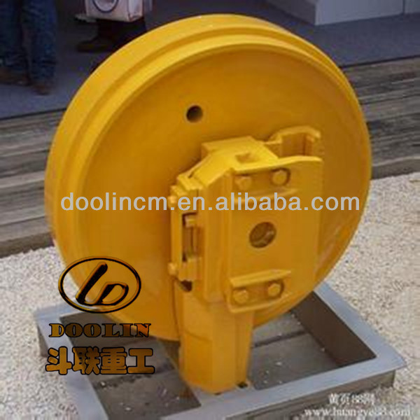 spare parts Idler Roller Conveyor for Shantui Excavator SD16