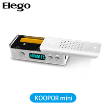 2015 Hot selling smok newest koopor mini 60w box mod,tempreture control coopor mini 60w,smok 60w coopor mini