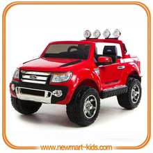New licensed ride on car with remote control electric kids car