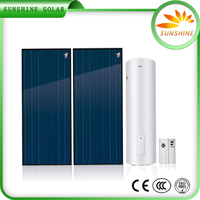 High Qualtiy Solar Water Heater Solar Power System Split Pressurized Portable Solar Water Heater