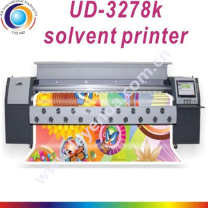 Phaeton 3278K advertising PVC wall sticker vinyl wrap tarpaulin printing machine