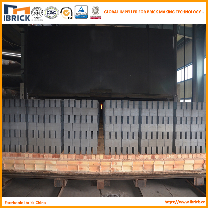 Tunnel kiln for burning clay bricks China clay brick tunnel kiln provider