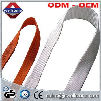 endless nylon webbing sling