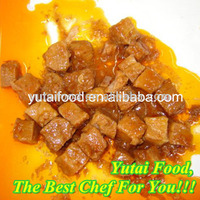 Canned Spiced Pork Cubes Eat Healthy Food