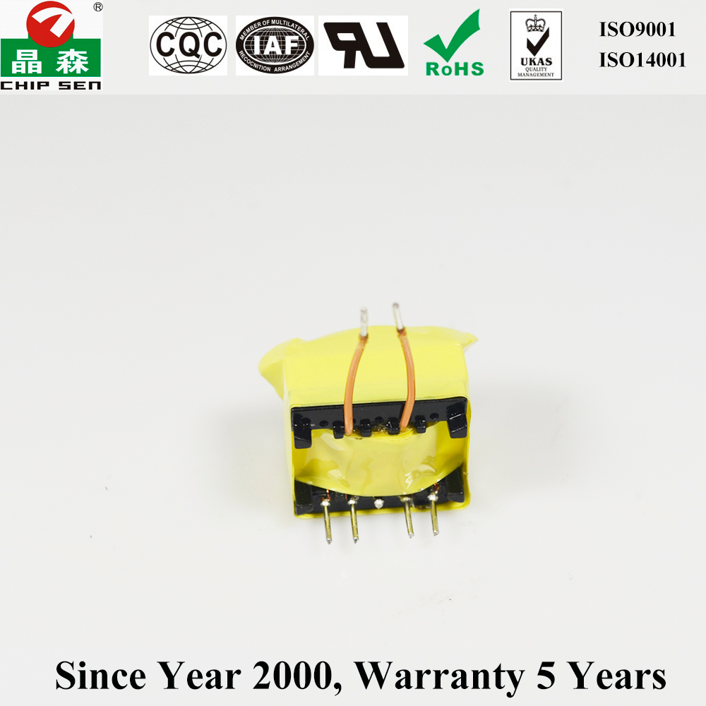 UL ROHS Certified RM8 Electronic 12V Halogen Transformer 5 Years Warranty
