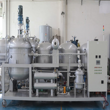 Waste Lubricating grease and oil/lubricating oil diesel and gasoline recycling system/waste oil recovery system