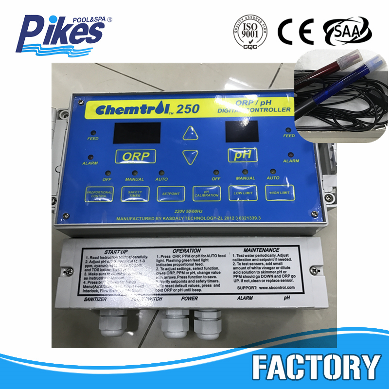 Wholesale High Tech easy to operate Automatic ph ec Controller for water quality monitoring
