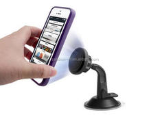 360 Rotating Universal Suction Cups Car Windshield Mount Holder Stand For Cellphone Magnetic Mobile Phone Holder For CPS Tablet