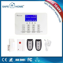 Black Friday Wireless Home keypad Alarm Panel win high reputation