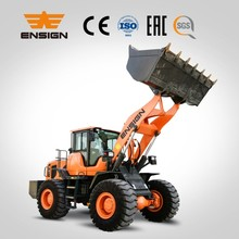 ENSIGN Construction Machinery 5 tons Wheel Loader YX655 with Ce, Rops&Fops Cabin