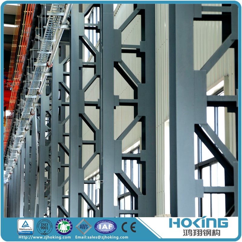 Steel Structure Factory Workshop and Warehouse