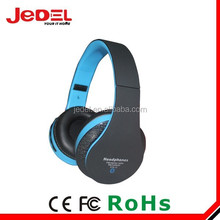 Portable wireless best selling multipoint micro smart headphones with bluetooth