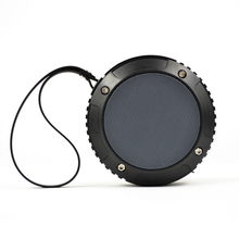 portable stereo mini bluetooth speaker outdoors for mobile phone