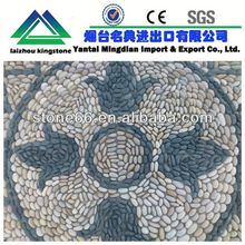 SGS Inspection and CE patio pebble factory sales
