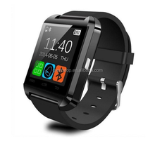 2015 hot sale u8 smart watch bluetooth android smart watch u8