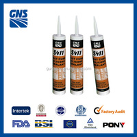 Anti-fungus fast curing acetic silicone sealant