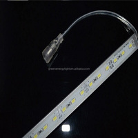 LED rigid strip light with Aluminum u/v shell DC 12V waterproof
