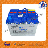DIN55 12V55AH best brand and high quanlity dry charged car battery