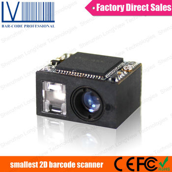 LV3080 world smallest design module cr80 barcode card for barcode scanner