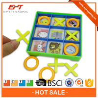 Intelligent tic tac toe chess game for kids