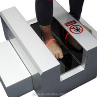 3D lase foot scanning equipment