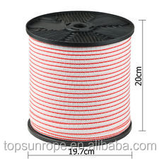 Electric Fence Polytape for temporary horse fence
