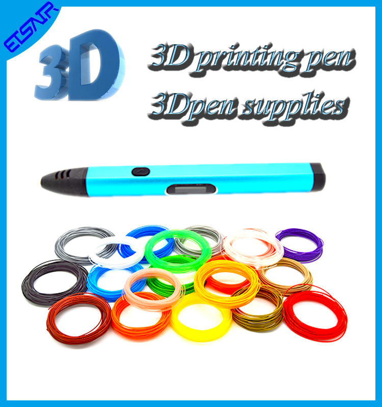Customized Professional Printing 3d Pen for 3D Modeling and Education