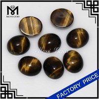 Alibaba hot sale cabochon semi precious tiger eye stone