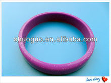 promotional product silicone fashion leader jewelry for gift
