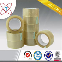 LOW NOISE BOPP ADHESIVE high adhesion acrylic bopp packing tape