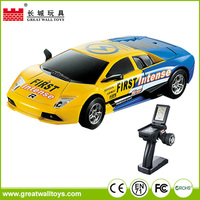 2.4G 1:43 electric rc drift remote control car