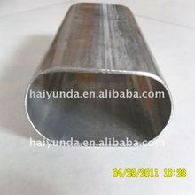 100*50mm flat oval pipe