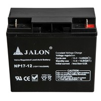 Sealed Lead Acid AGM batteries Storage battery 12V 17ah