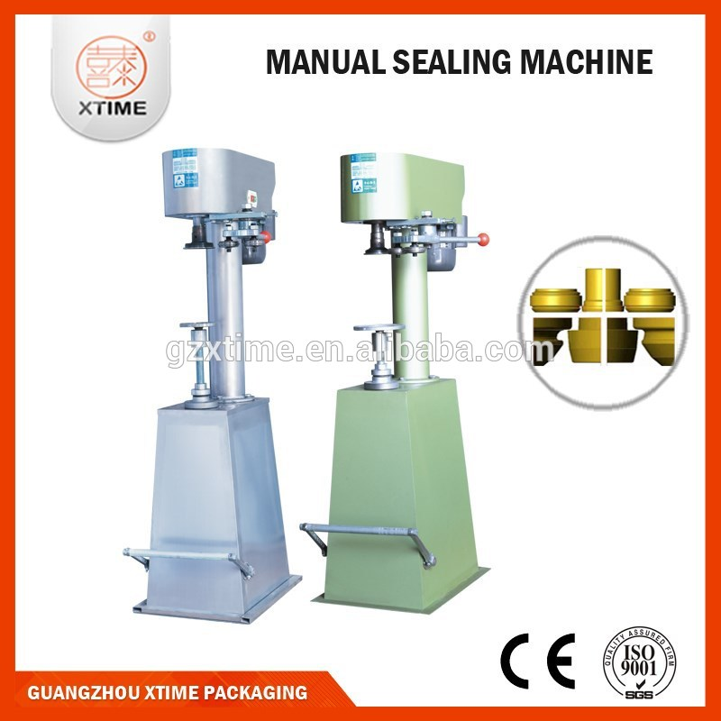 lid sealing machine