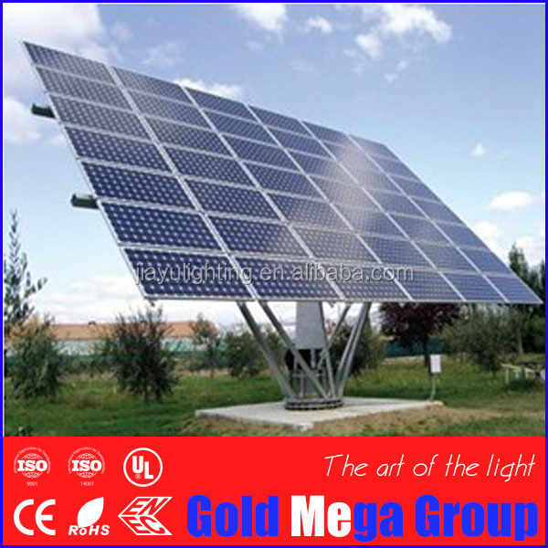 solar power plant use High efficiency commercial grade solar cell panel 300W, mono&poly solar panel For grid tied solar system