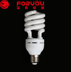 Low price Half Spiral E27 fluorescent Energy saving lights Bulb