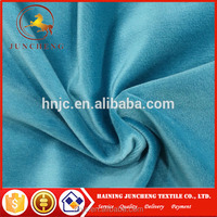 Various color crystal design smooth hand feel 100% silk velvet garments fabric