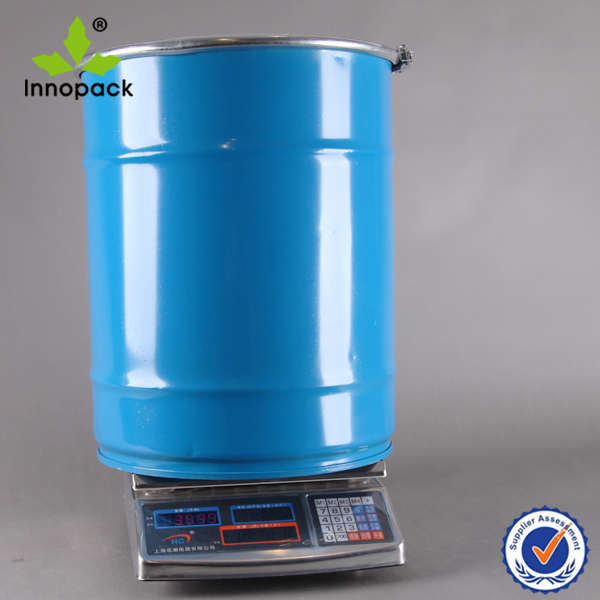 60L Steel drum/metal drum with lock collar