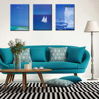 Wall Art Group No Frame Natural Scenery Modern Famous Abstract Painting