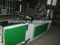 High Speed Double Layer disposable PE kitchen gloves making machine