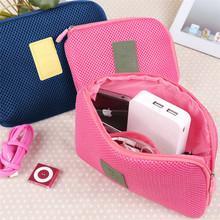 Travel Anti-vibration wash bag wholesale multifunctional wash bag digital Storage bag